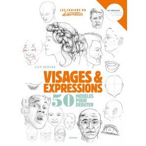 VISAGES ET EXPRESSIONS - Livre