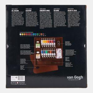 Coffret artiste Huile fine Van Gogh Inspiration Talens