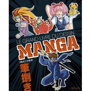 Le Grand Livre du dessin Manga - Livre