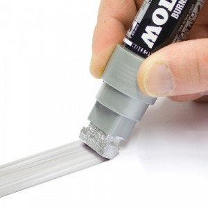 Marqueur Burner - 640PP - Molotow chrome