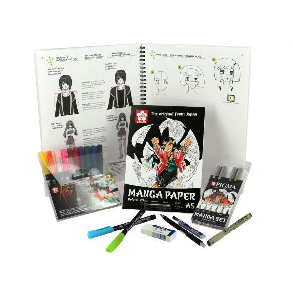 Kit Manga