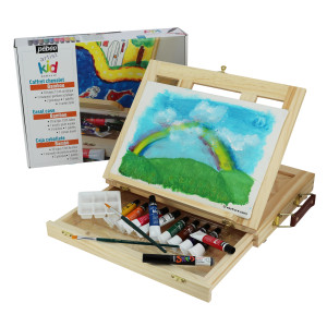 Coffret chevalet Artist Kid - Pébéo