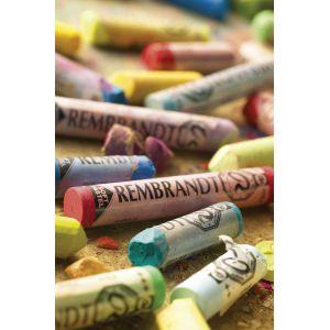 Pastels secs Rembrandt