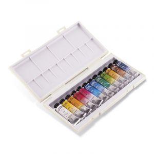 Boîte de voyage la petite aquarelle - 12 tubes - Sennelier