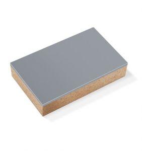 Plaques Linoléum sur bloc médium