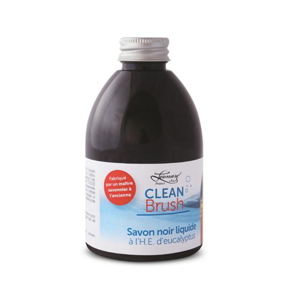 Nettoyant pinceau au savon noir Léonard