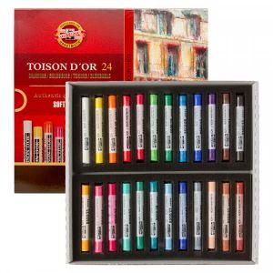 Boîte de pastels tendres Toison d'or - Koh-I-Noor