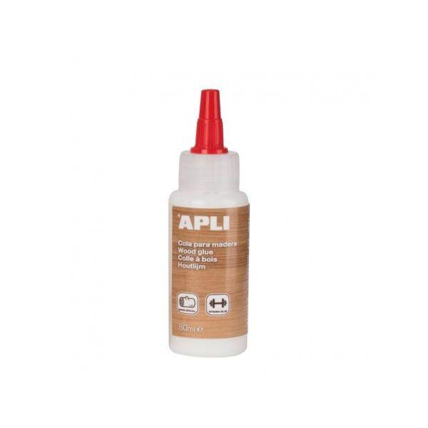 Colle à bois 80ml - Apli