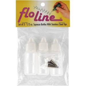 Lot de 3 flacons Floline