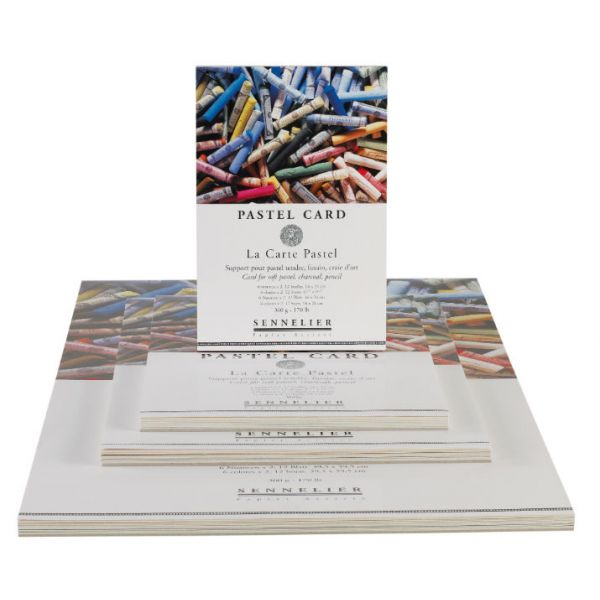 Bloc pour pastel Pastel Card  Sennelier