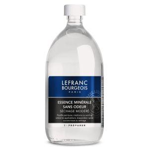 Essence minérale sans odeur -  1 litre - Lefranc Bourgeois