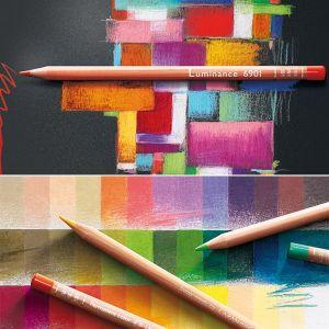 Crayons de couleurs Luminance 6901