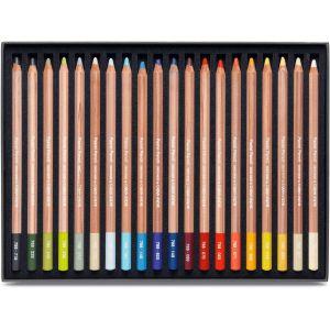 40 crayons pastels secs Caran d'Ache