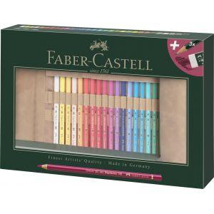 Trousse de 30 Polychromos - Faber-Castell