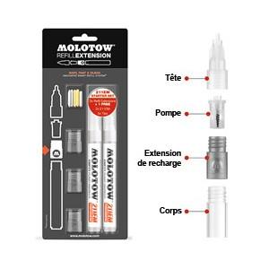 Starter kit 211EM - Molotow