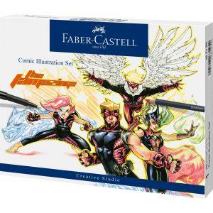 Set Comic Illustration - Faber-Castell