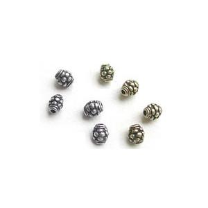 Elément métallique - Perle à boules