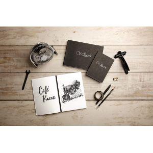 Carnet  d'esquisse Graf'Book Clairefontaine