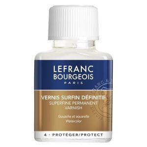 Vernis gouache 75ml - Lefranc & Bourgeois