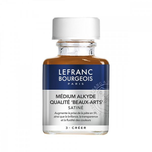 Médium alkyde 75ml - Lefranc & Bourgeois