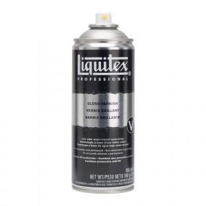 Vernis en bombe pour acrylique - Liquitex