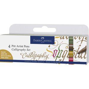 Set Pitt Artist Pen Calligraphie - Faber Castell