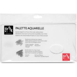 Palette aquarelle - 26x13cm - Caran d'Ache