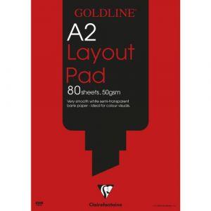 Papier Layout pour marqueur alcool - format A2