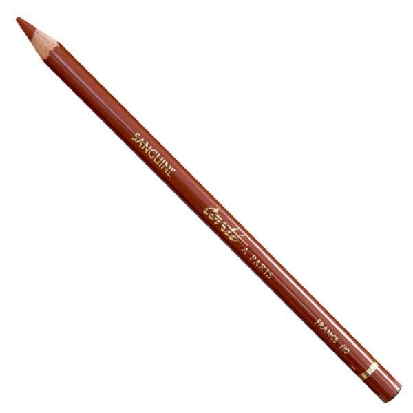 Crayon sanguine Conté à Paris