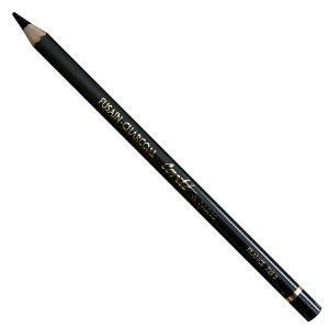 Crayon fusain - Conté