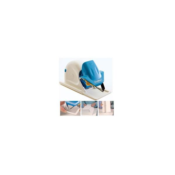 Outil de coupe en V, spécial carton plume et carton mousse