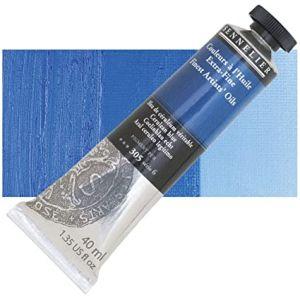 Bleu de céruléum véritable Sennelier
