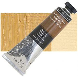 Ocre jaune huile extra-fine Sennelier
