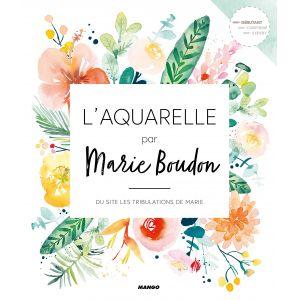 L'Aquarelle par Marie Boudon - Livre