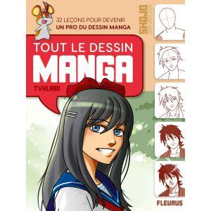 Tout le dessin manga - Livre