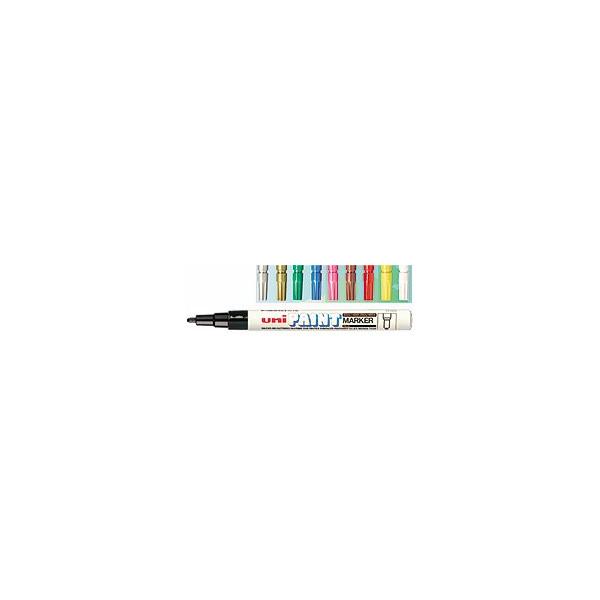 Uni Paint Marker PX21 , marqueur permanent à l'huile - pointe fine
