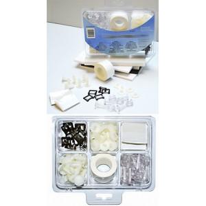 Kit d'accesoires spécial carton mousse ou carton plume