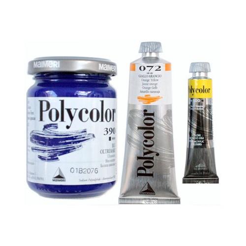 peinture acrylique super fine polycolor peintures