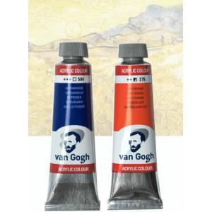 Acrylique Van Gogh