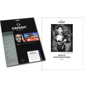 Papier photo Baryta Photographique  - 310 gr - Canson