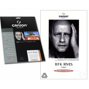 Papier photo BFK RIVES  - 310 gr - Canson