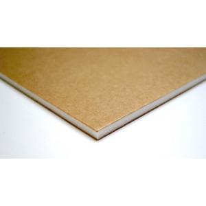 Carton mousse ou carton plume KRAFT