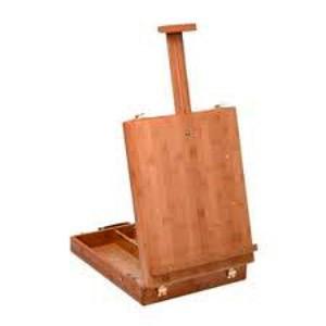 Boite chevalet de table en bambou - Manet