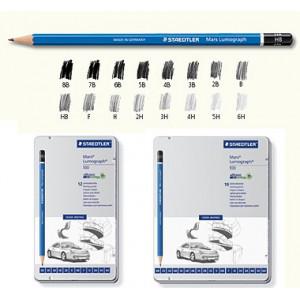 Crayon graphite Mars Lumograph - Staedtler