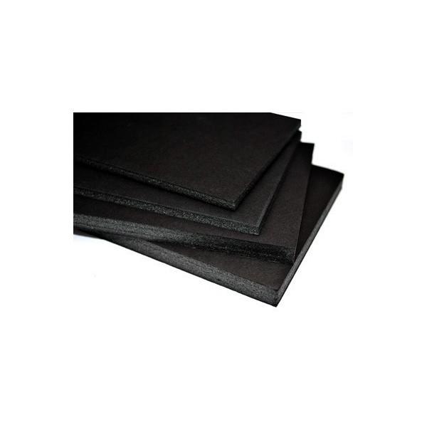Carton mousse / carton plume - Noir