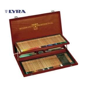 Crayons de couleurs Rembrandt Polycolor - Coffret - Lyra