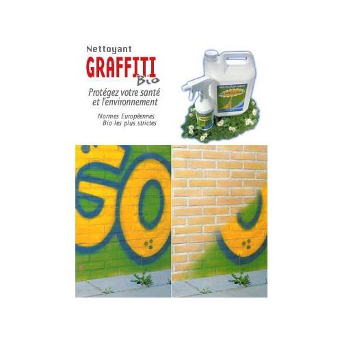 Nettoyant Graffiti Bio