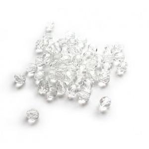 Facettes ou perles de Bohême - Cristal -