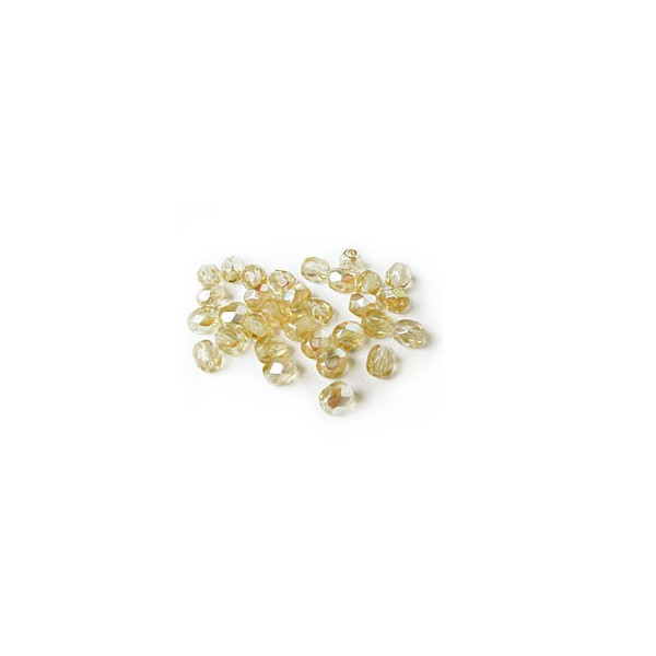Facettes ou perles de Bohême