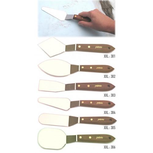 Grands couteaux à peindre